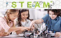青少年 STEAM综合能力系列展示活动