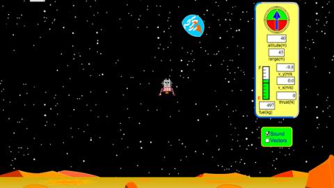 月球登陆器