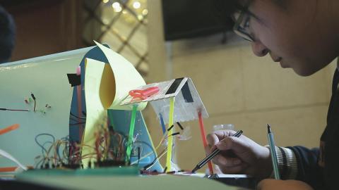 电子创意项目培训课程